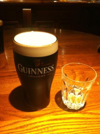 Premier Inn Dover East Hotel : Guinness is good for you