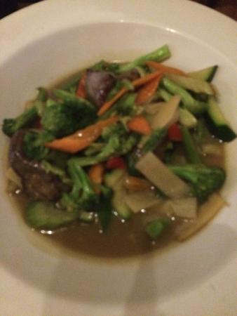 Mangez Avec Moi: vegetable dish