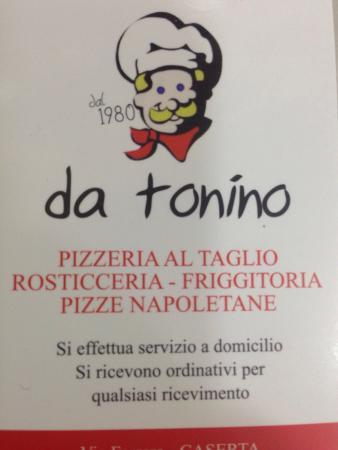 Rosticceria Pizzeria Da Tonino