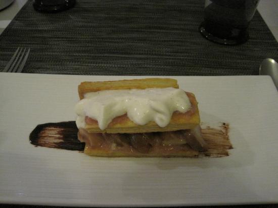 Taillades, Fransa: Dessert (as served)