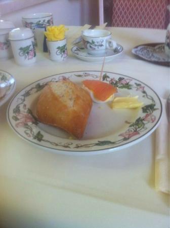 Hotel Garni Kupferhammer: Frühstück