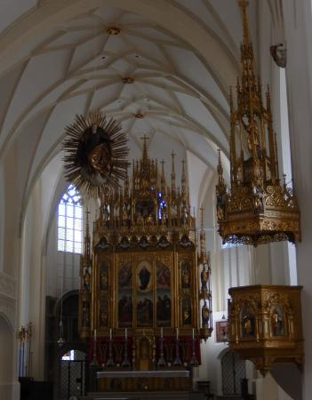 Stadtpfarrkirche Mariä Himmelfahrt: Pfarrkirche Tölz
