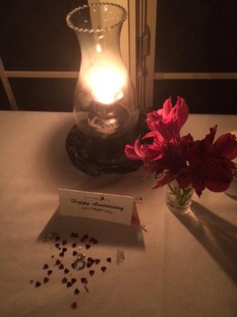 Buckhorn Inn: After dinner