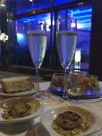 Piscis Restaurant : Gorgeoussssss !