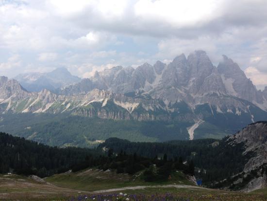 Averau Mountain: 風景