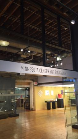 ‪Minnesota Center for Book Arts‬
