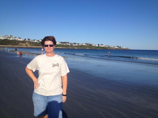 Long Sands Beach York Maine