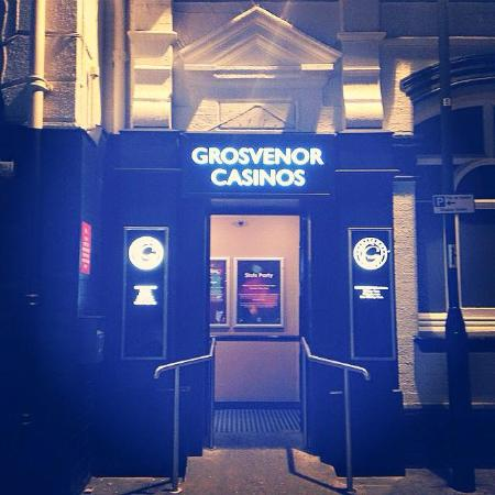 grosvenor casino do i need to join