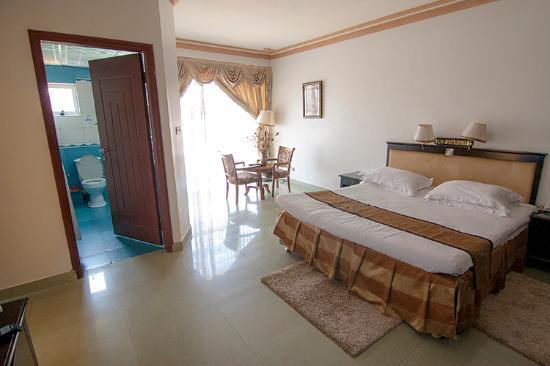 Hotel Sojovalo: room