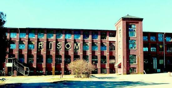 Risom Mill Flea Market