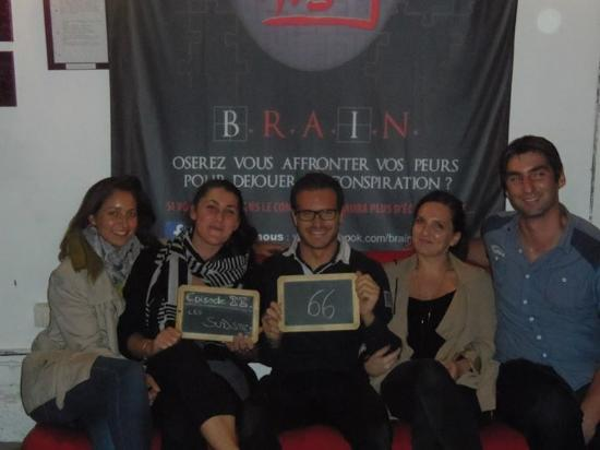 brain l 39 escape game rennes les avis sur brain l 39 escape game tripadvisor. Black Bedroom Furniture Sets. Home Design Ideas
