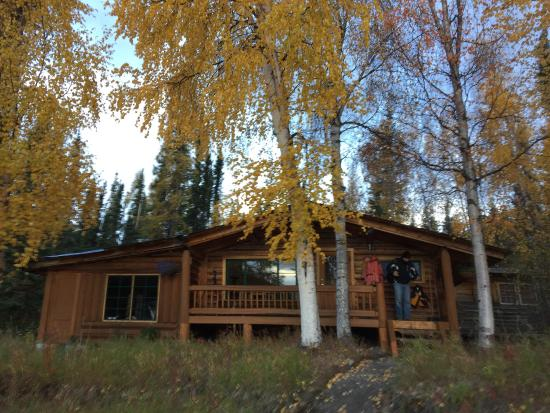 Frances Lake Wilderness Lodge: photo0.jpg
