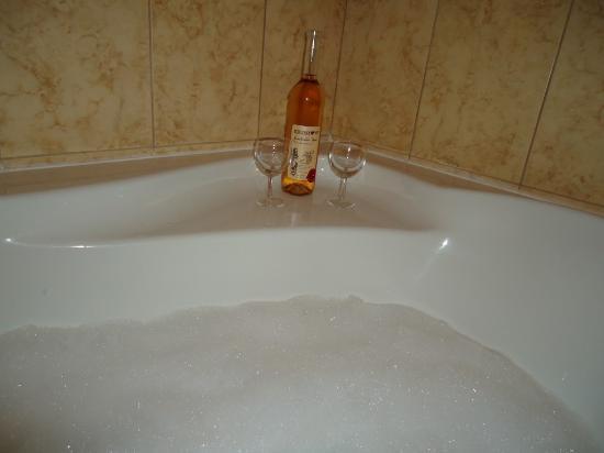 Hotel Arcadie: Our room :-)