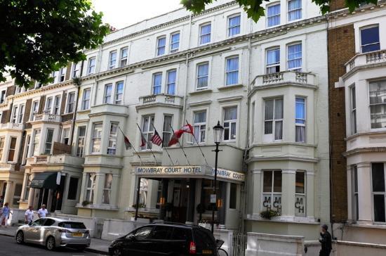 Mowbray Court Hotel: Fachada do hotel