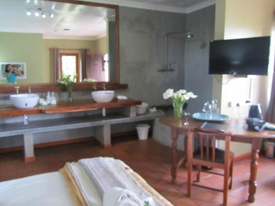 African Vineyard Hotel/Guesthouse, Wedding, Conference & Wellness SPA : Unique Room Styles