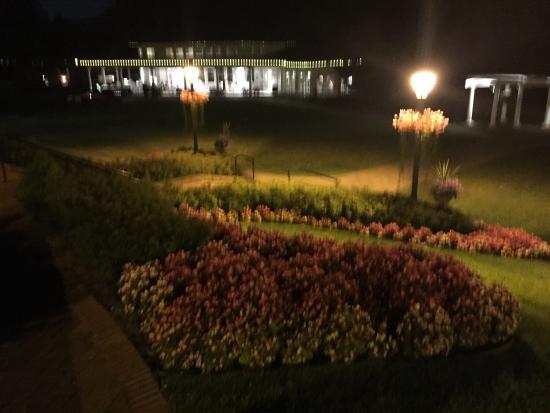 ฮอตสปริงส์, เวอร์จิเนีย: Oldest American Resort, 1766. Present building began construction in 1888,