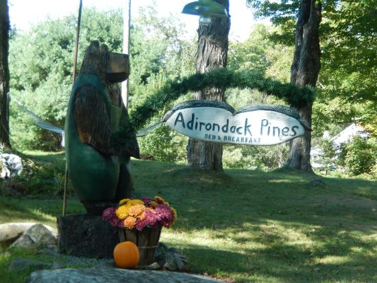 Adirondack Pines B&B and Vacation Rentals: so cute