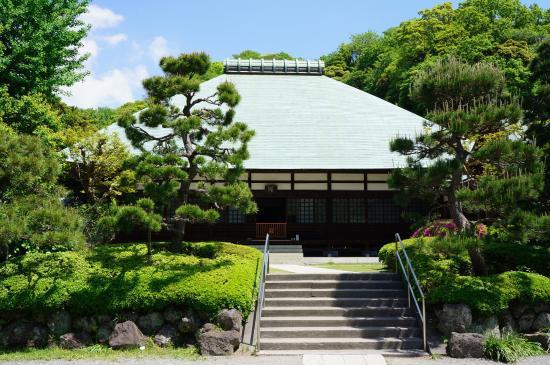 Jomyo-ji Temple