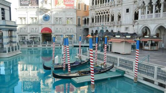 The Venetian Resort: What a view