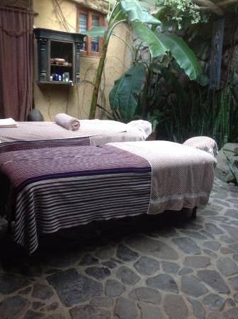 Laguna Lodge Eco-Resort & Nature Reserve: Spa