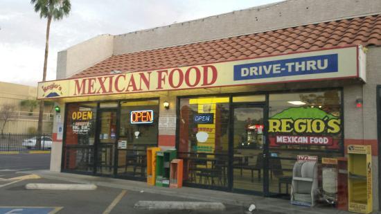 Regio's Mexican Food
