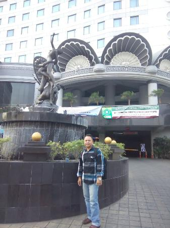 Golden Boutique Hotel Angkasa: Angkasa