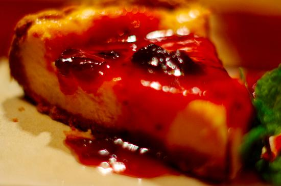 Argentinian Grill: cheese cake