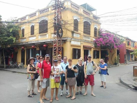 Andy Hoi An Online Tours