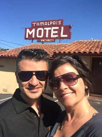 Tamalpais Motel: Local simples, bom custo benefício!