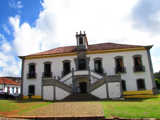 Casa de Camara e Cadeia
