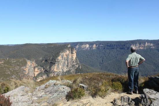 Mount Victoria, Австралия: Full Day Hiking Tour - Blue Mountains National Park