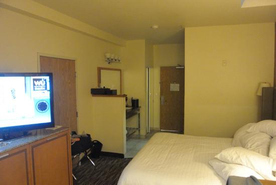 BEST WESTERN PLUS Peppertree Airport Inn: Nice Rooms