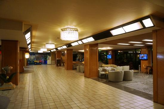 Yuraku Hotel: ロビー