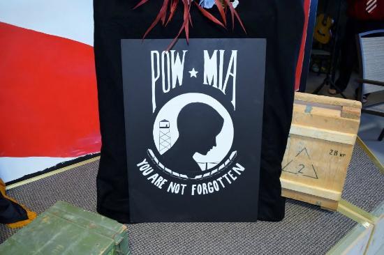 ฟลอเรนซ์, ออริกอน: POW/MIA Never Forgotten