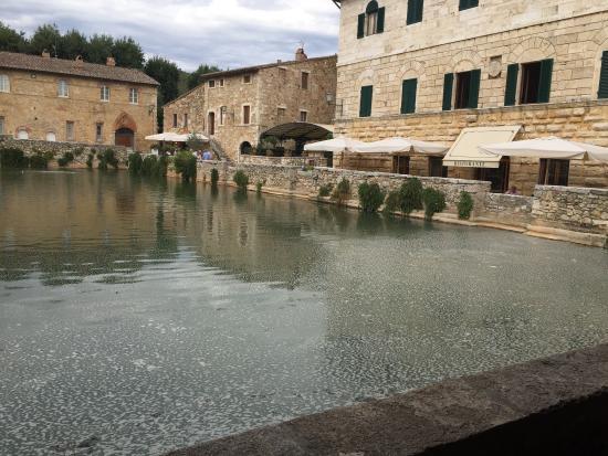 Ambiente magico picture of terme bagno vignoni bagno vignoni tripadvisor - Bagno vignoni tripadvisor ...
