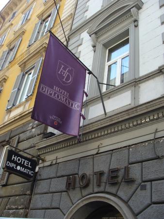 Hotel Diplomatic: Отель