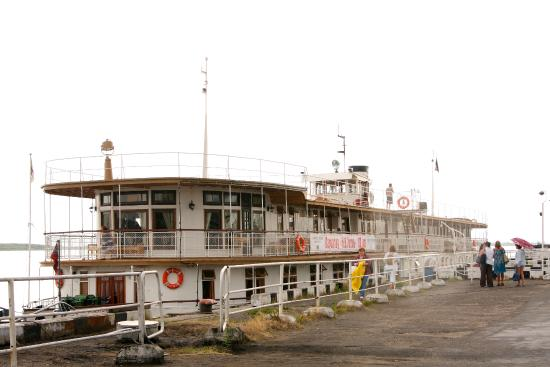 Paddle Steamer N. V. Gogol - Day Tours