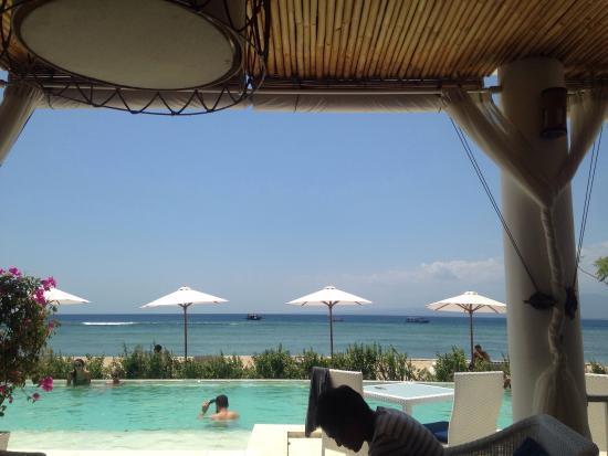 Seri Resort Gili Meno Photo