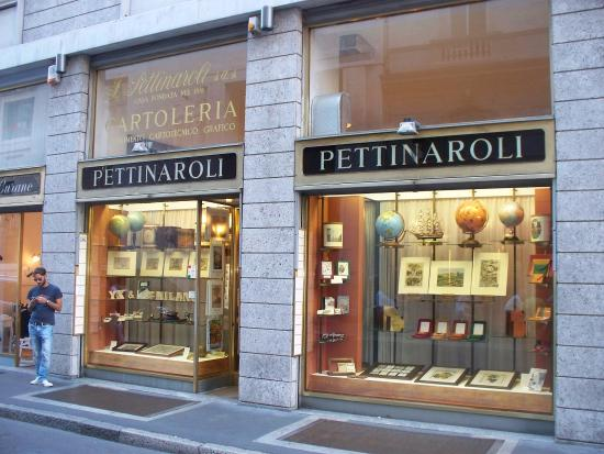 Pettinaroli Milano dal 1881