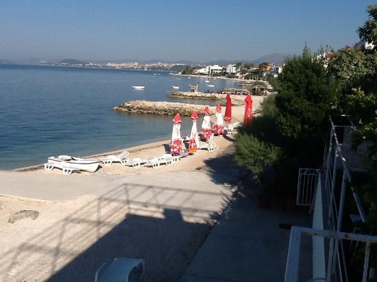 Bikic MM : View from our balcony  WOW