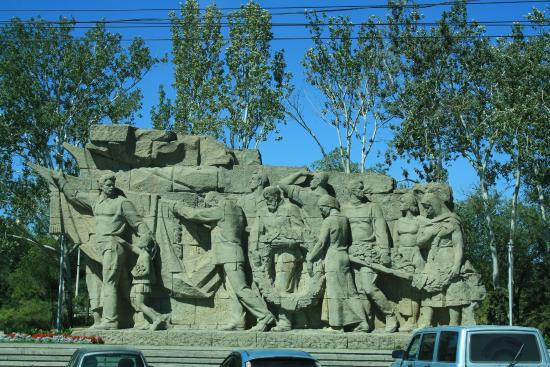 Stalingrad Battle Memorial