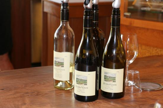 Вест-Келоуна, Канада: Wine tasting
