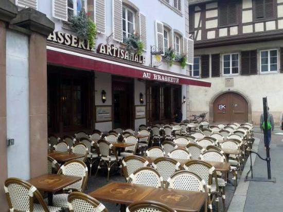 Restaurant picture of au brasseur strasbourg tripadvisor for Reso strasbourg