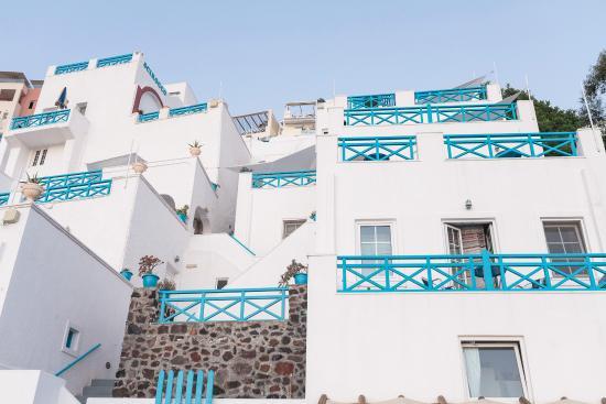 Scirocco Apartments: Aussenansicht