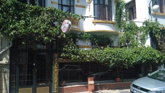 Nayla Palace: Отель