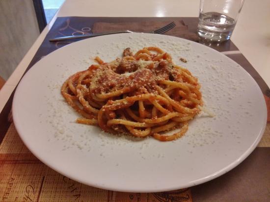 Amatriciana picture of caligola cucina romana palermo for Cucina romana