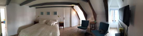 Aaisa Chambre d'hote : Super accueil, super lieu, chambre impeccable, bref génial !