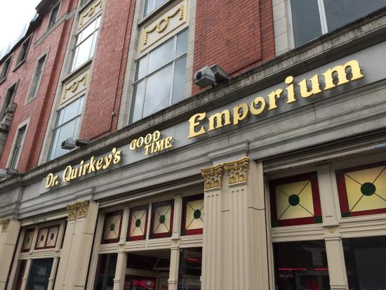 Dr. Quirkey's Good Time Emporium