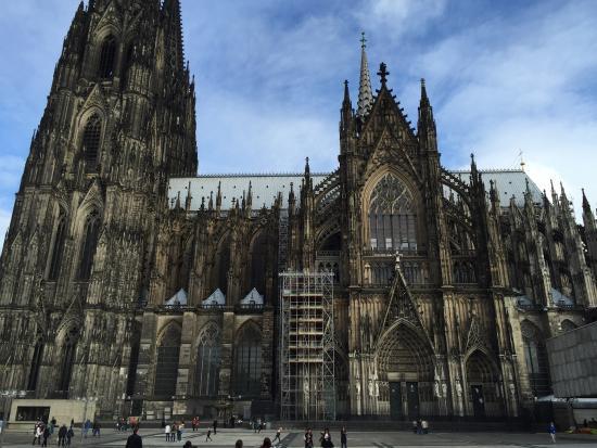 cologne katedrali increible el gotico la arquitectura y el tamao must see - Koln Must See