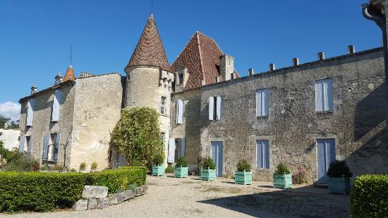 Chateau La Tulipe